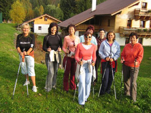 Nordic Walking na Šumavě